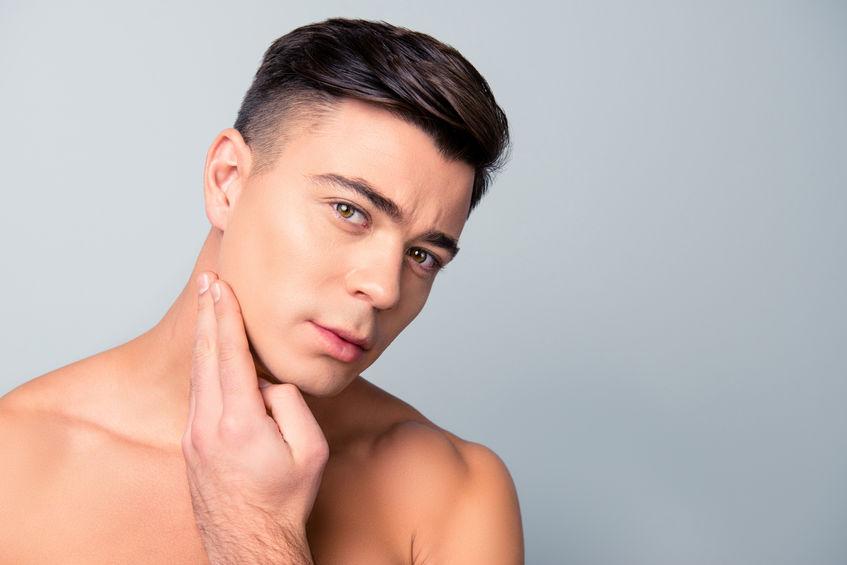 لیزر موهای زائد برای صورت مردان